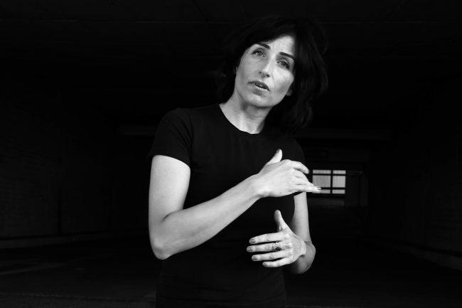 Trainerin Monika Mazur